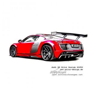 20150618 Audi-R8-Prior-Design-Gt850_320px